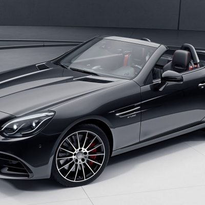 Mercedes SLC-D